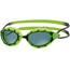 Zoggs Predator Goggle Junior Green/Black/Smoke